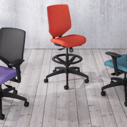 HON Office Chairs and Stools - Sample Chairs from Sundance Office