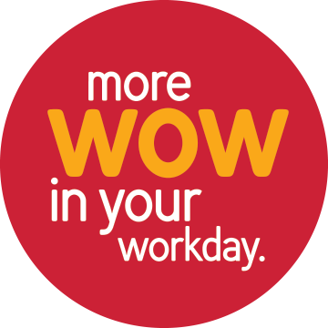 More Wow In Your Workday